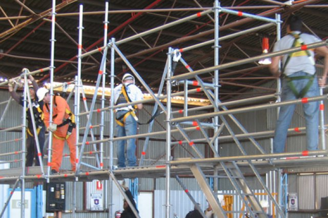 5 Benefits of An Excellent Scaffolding Engineering