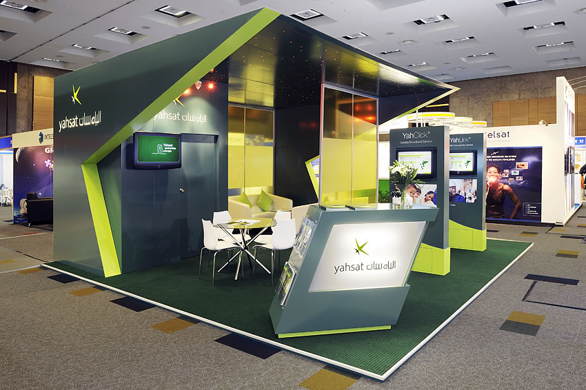 How exhibition stand companies can help you showcase your products