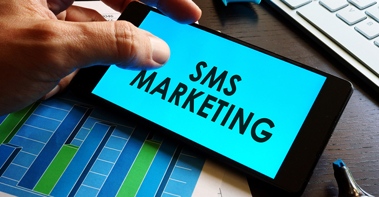 Speak directly to your audience with SMS marketing solutions